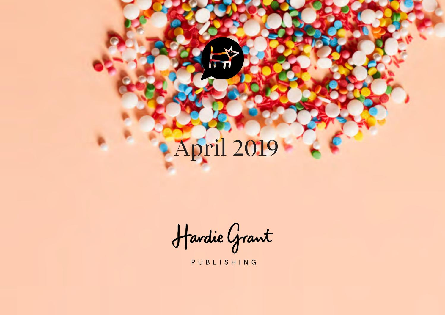 6885e8b6165 HGBooks April Kit 2019 by Hardie Grant Publishing - issuu