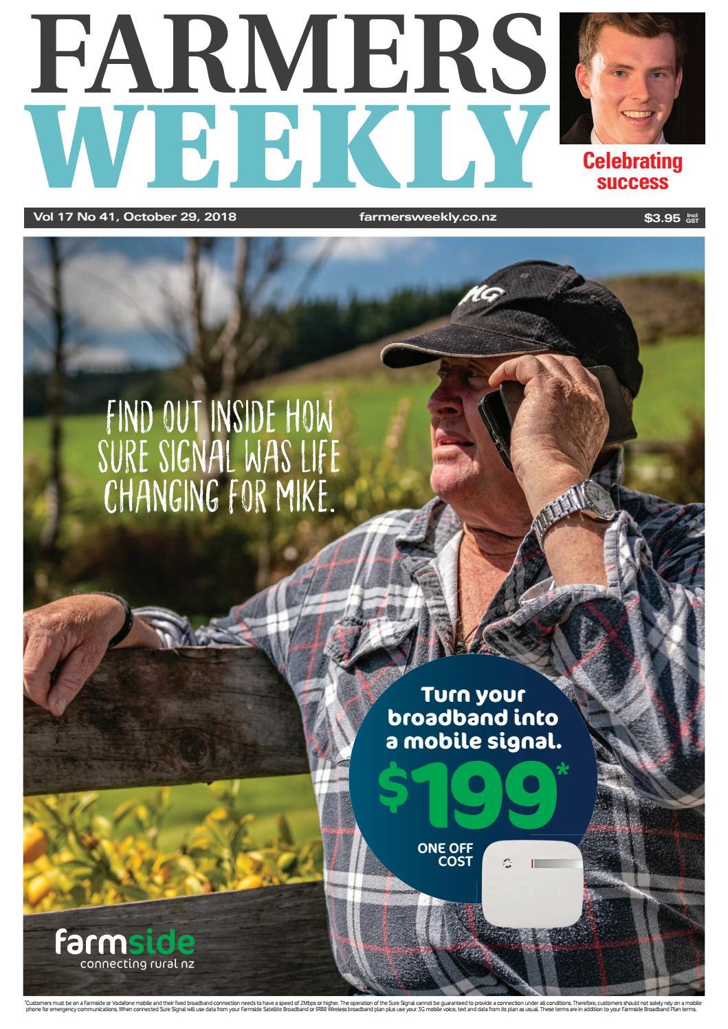 Farmers Weekly October 29 2018 by Farmers Weekly NZ - issuu 150f0cd34