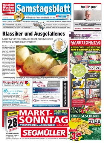 Segmüller marktsonntag