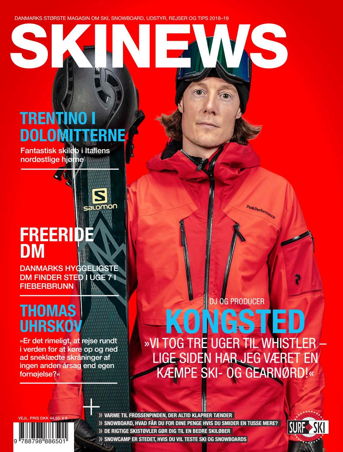 9d9f68b356d5 Skinews 2018-19 by Surf   Ski Danmark - issuu