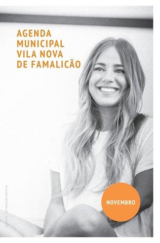 Agenda Municipal - Novembro by Município de Famalicão - issuu a57d754880