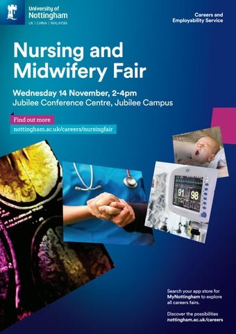 Nine Out Of 10 Largest Hospital Trusts Short Of Nurses >> Nursing And Midwifery Fair Guide 2018 By Jackie Thompson Issuu