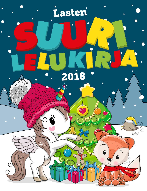 Lasten Suuri Lelukirja 2018 By Mainostoimisto Sst Oy Issuu