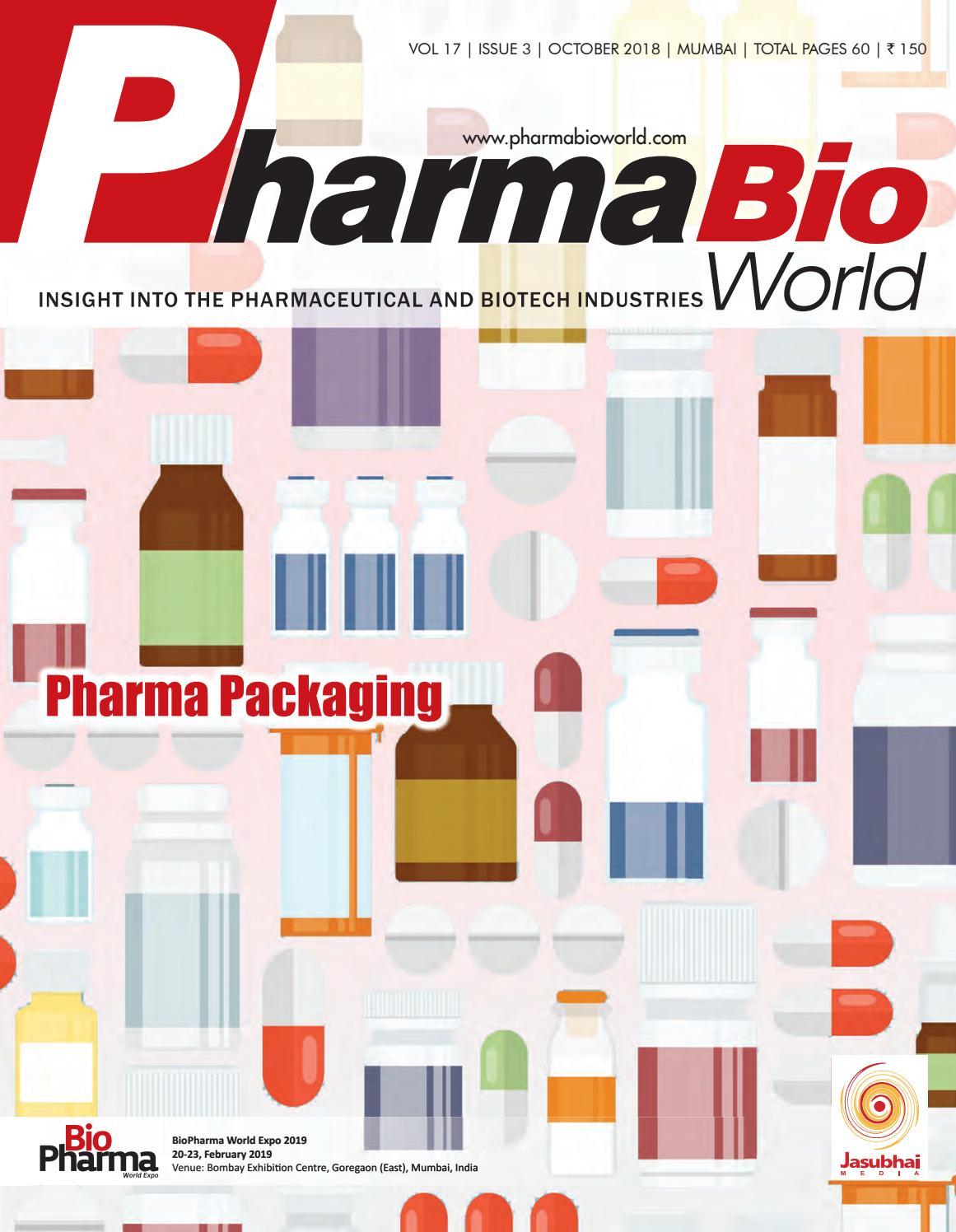 Pharma Bio World by jasubhai - issuu
