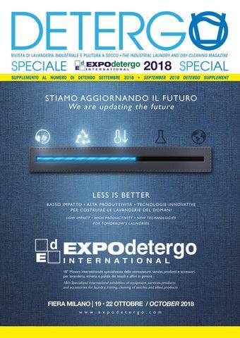 SPECIALE EXPO DETERGO by DETERGO MAGAZINE - issuu d2dc10efd2b
