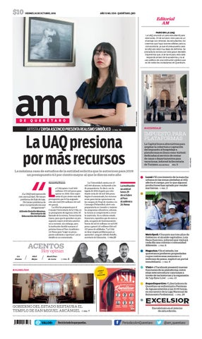 be2fa557c1a3b 26 I 10 I 2018 by AM Queretaro - issuu