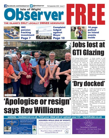 8f342ec562 Isle of Wight Observer: Issue 005 by Isle of Wight Observer - issuu