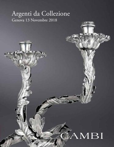 ottima qualità vasta selezione elegante nello stile Asta 0374 by Cambi Casa d'Aste - issuu