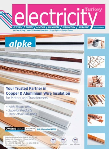 Eating Our Way Through Wisconsin Film_16 >> Electricity Turkey Dergisi Haziran June 2018 By Electricity Turkey