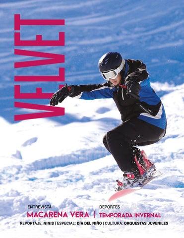 Revista Velvet  56 Julio 2018 by Revista Velvet - issuu 5c7fa6bde74