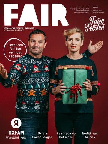 c157202af49 Fair: Magazine Oxfam-Wereldwinkels n°27 - november 2018 by Oxfam ...