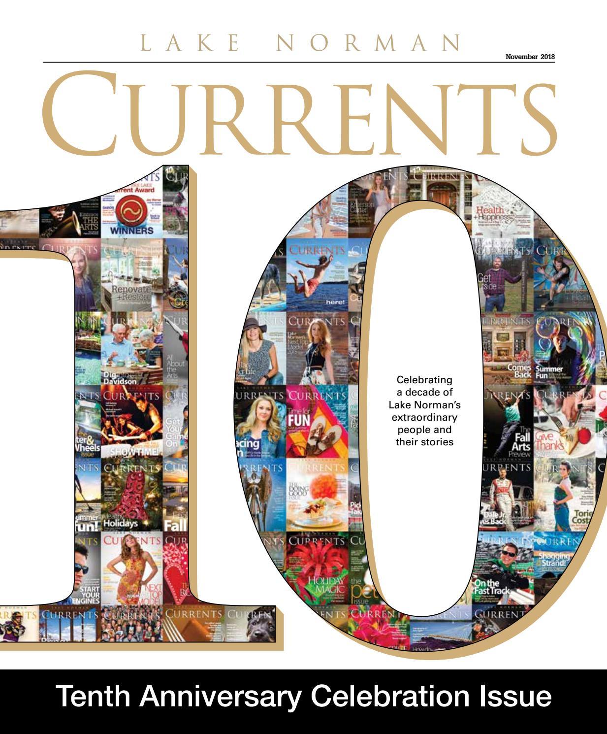 18e088ea18 Lake Norman Currents Magazine November 2018 by Lake Norman Currents - issuu