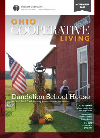 b98e21263ff Ohio Cooperative Living - November 2018 - Midwest by Ohio ...