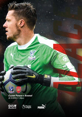 c37b3b9bec5 CPFC vs Manchester United by Crystal Palace FC - issuu