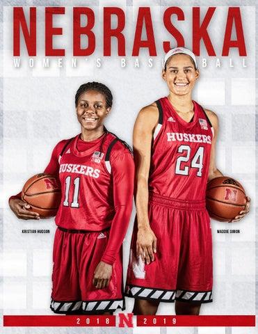 30cfd6cf3b05f9 2018-19 Nebraska Women s Basketball Media Guide by Jeremy Foote - issuu