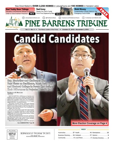 316071c8f16 October 27, 2018 Pine Barrens Tribune by Pine Barrens Tribune - issuu