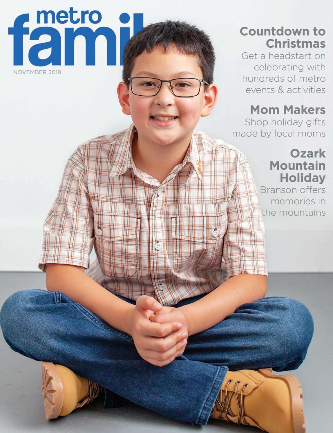 Metrofamily Magazine November 2018 By Issuu Lessons Learned Diy Circuit Board Etching Red Mountain Makers