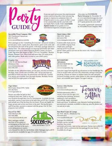 Page 20 of Party guide