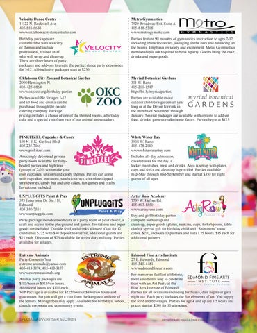 Page 21 of Party guide