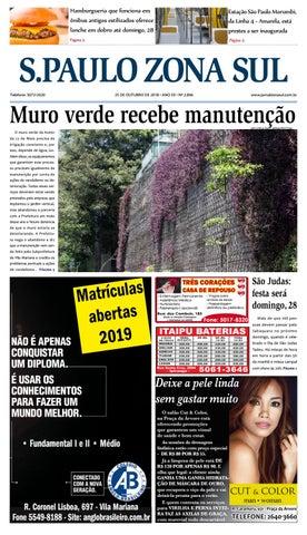 17efde8bc 26 de outubro de 2018 - Jornal São Paulo Zona Sul by Jornal Zona Sul ...