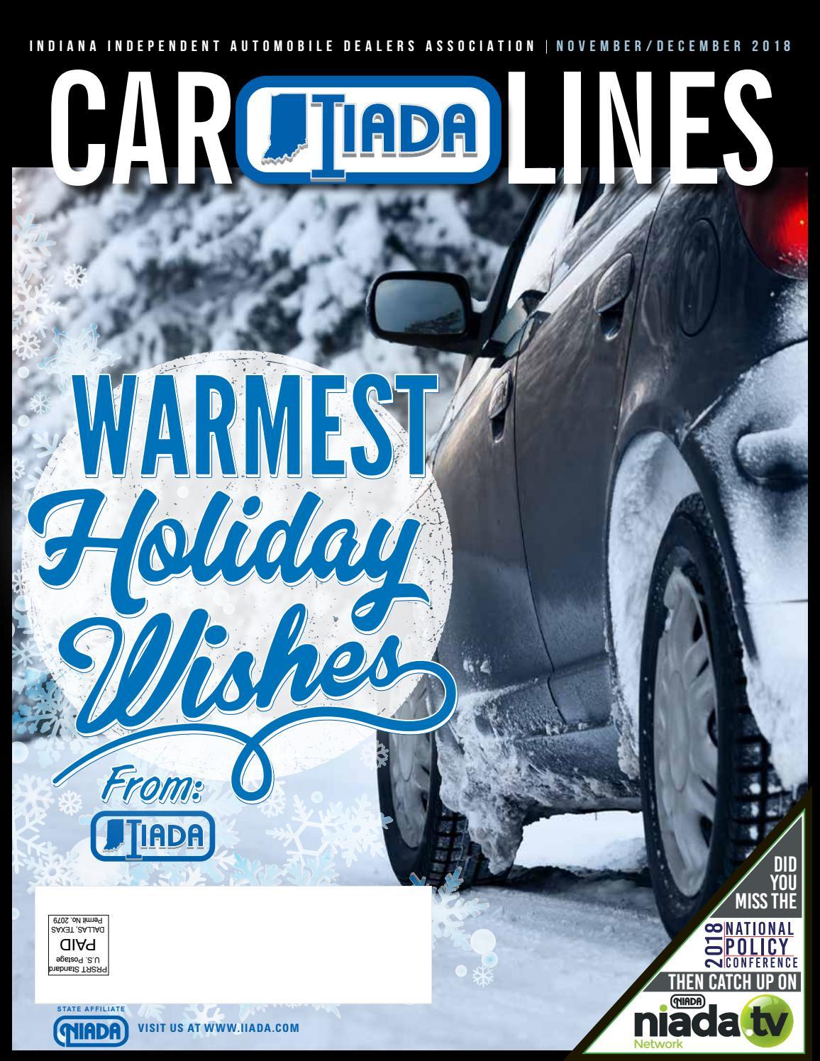 Car Lines by NIADA - issuu