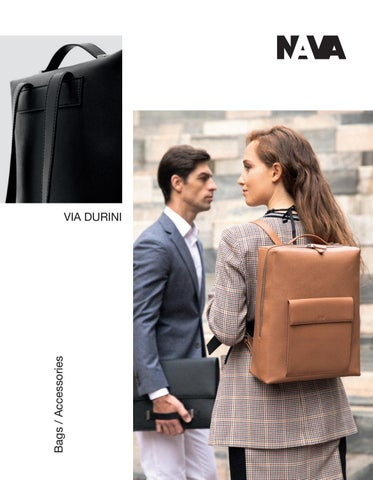 92f4cedeca VIA DURINI - Nava Design - Catalogo Via Durini - 10/2018 by NAVA - issuu