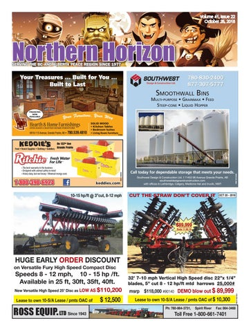 Northern Horizon 2018-1026 by The Northern Horizon - issuu