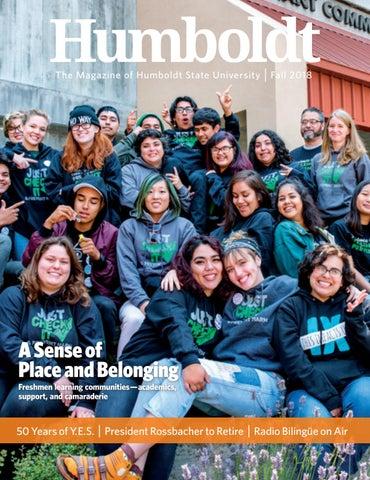 Humboldt Magazine Fall 2018 By Humboldt State University Issuu