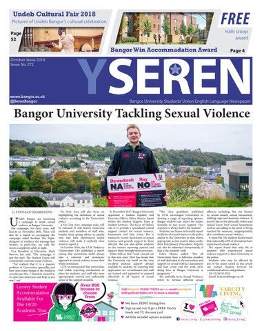 bef6ad75c110 Seren - 272 - 2018 19 - October Issue by Seren - issuu