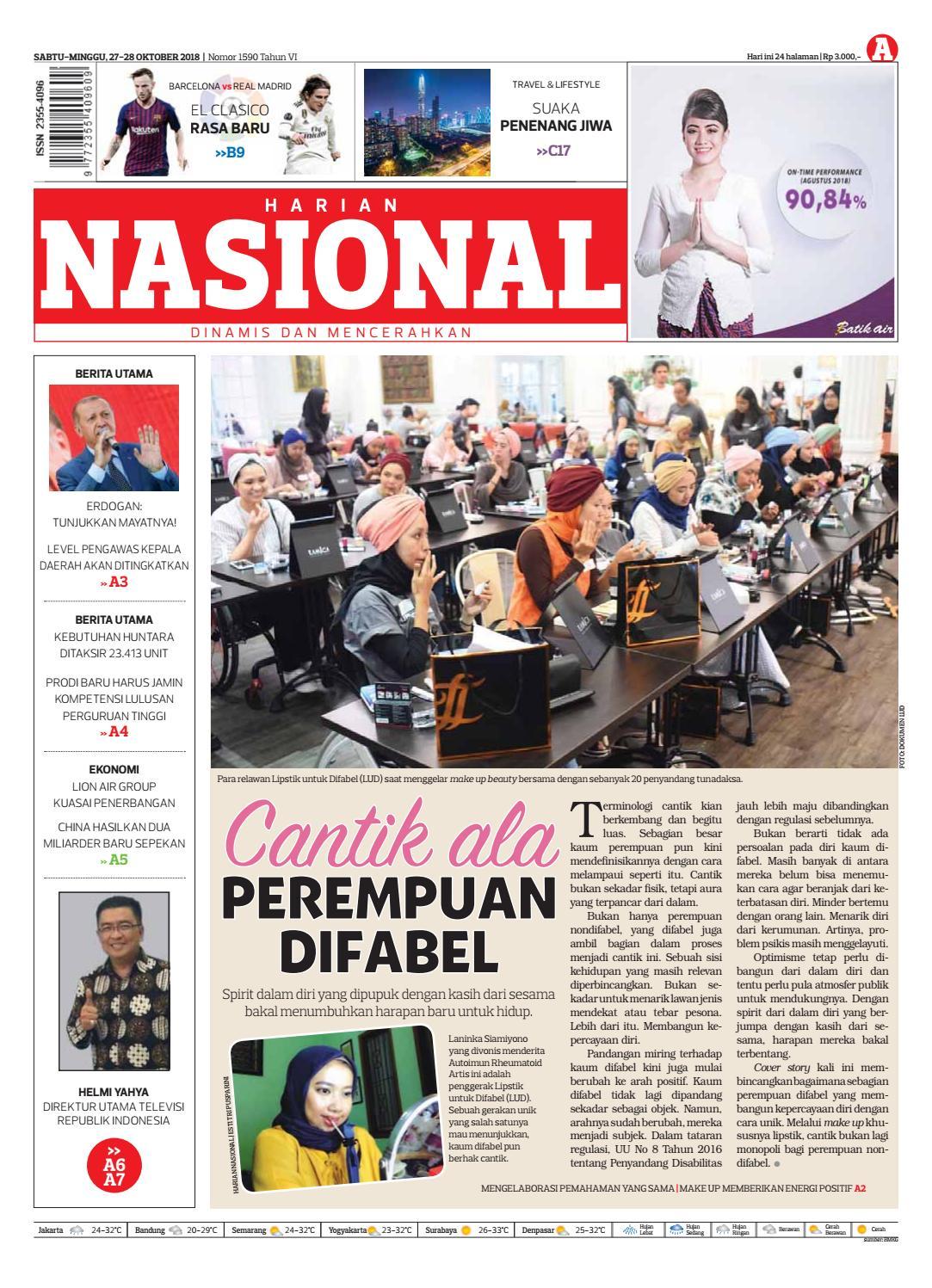 Harian Nasional by Harian Nasional - issuu