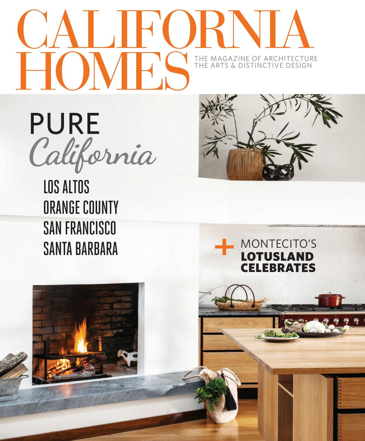 California homes september october 2018 by california homes magazine issuu