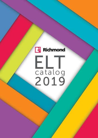 Richmond ELT Catalog 2019 by Santillana - issuu