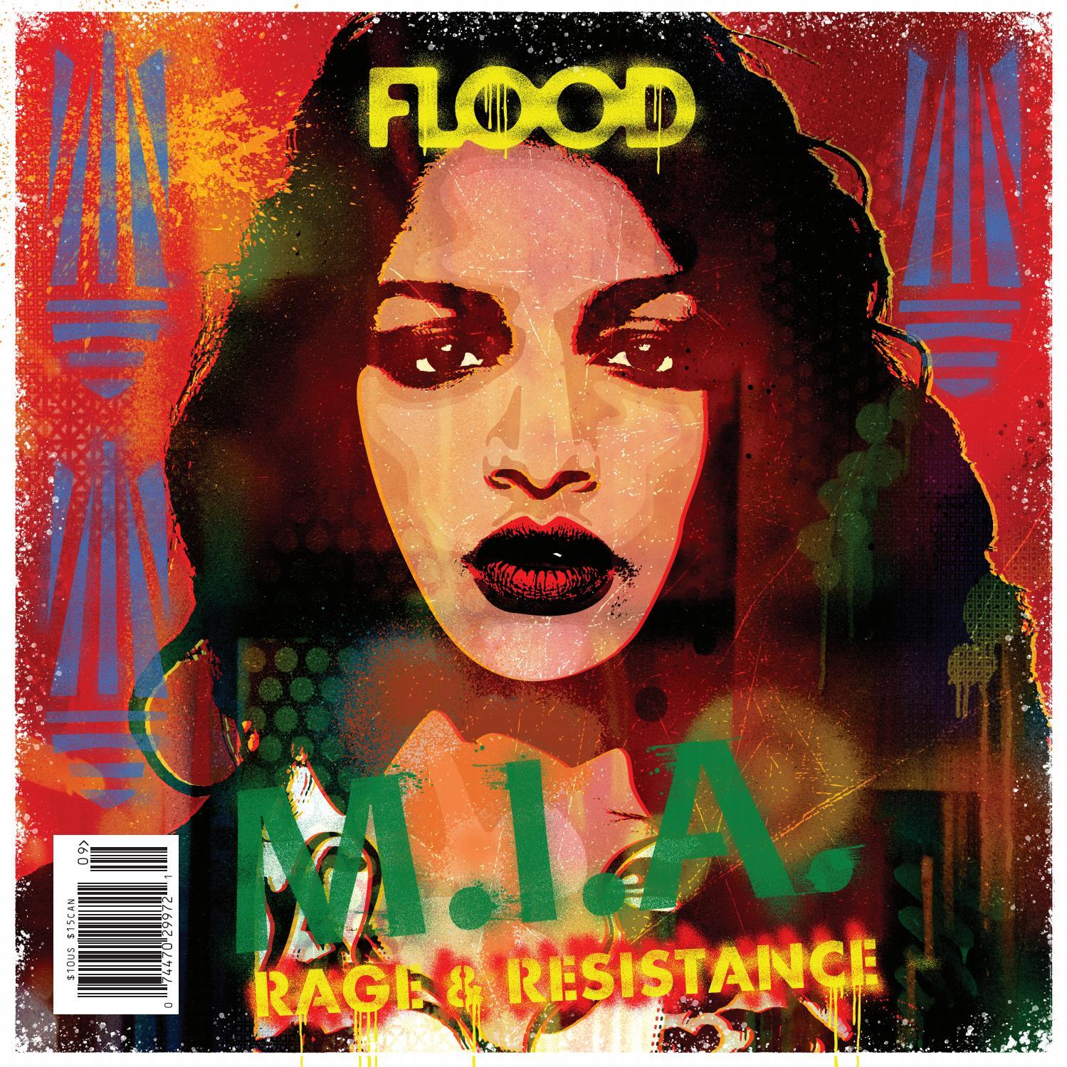 FLOOD 9 — Side A — M I A  Version by FLOOD Magazine - issuu