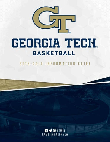 9d51c83e8 2018-19 Georgia Tech Basketball Information Guide by GTAthletics - issuu
