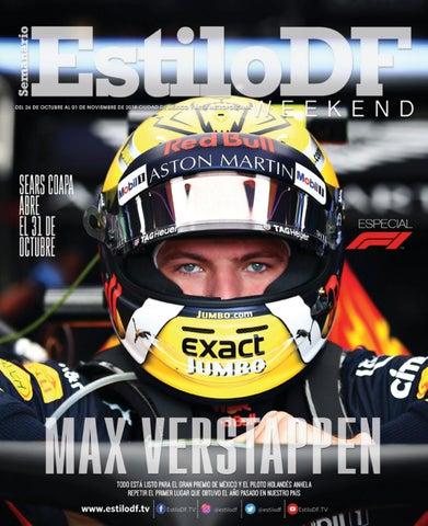 Estilo Df Weekend Max Verstappen By Estilodf Issuu