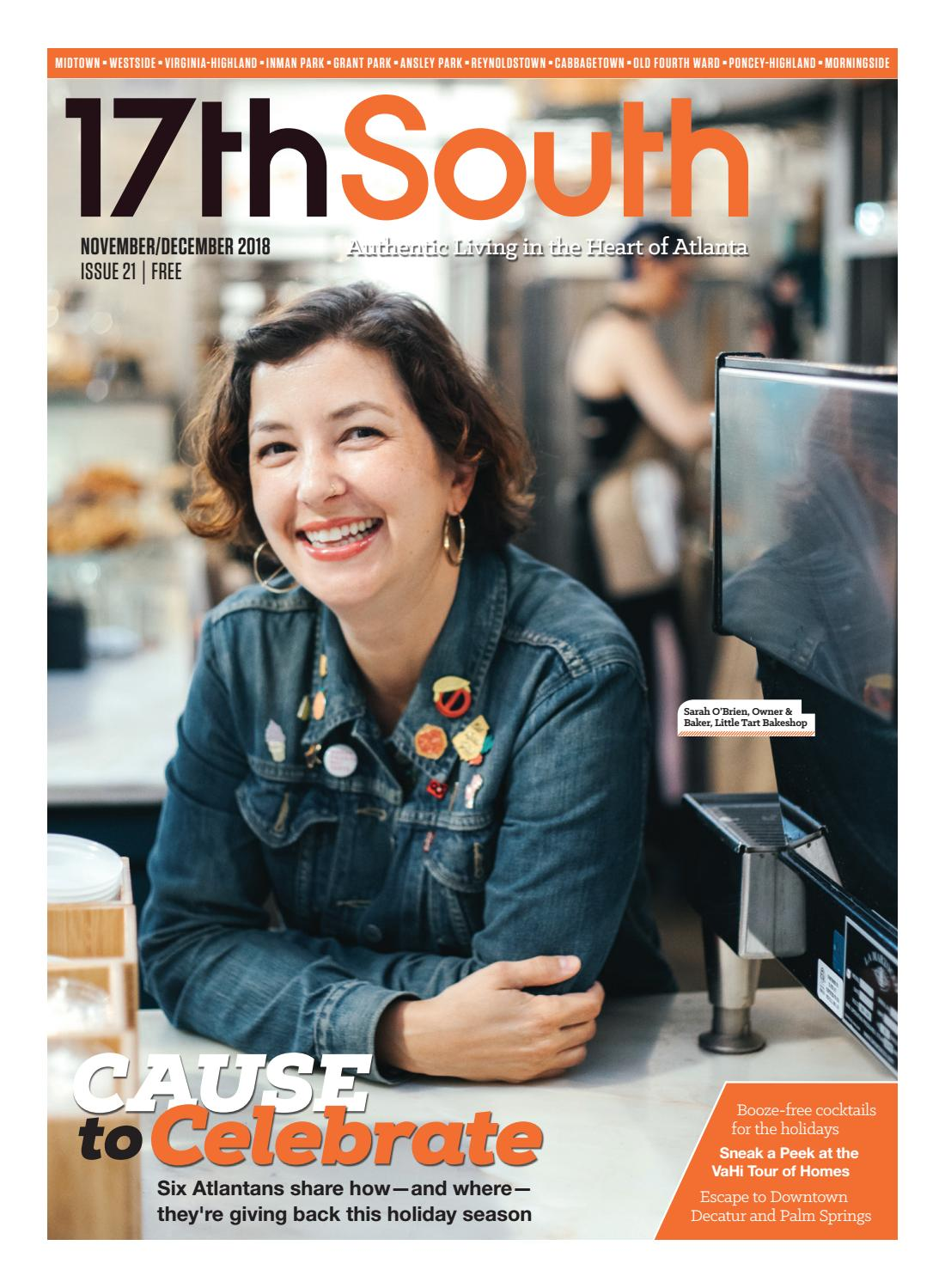 ad26a2740efc 17th South November December 2018 by 17th South Magazine - issuu