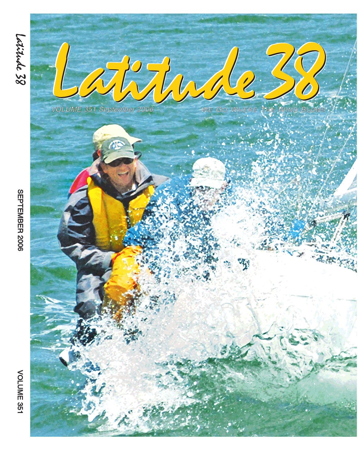 Latitude 38 September 2006 by Latitude 38 Media, LLC - issuu