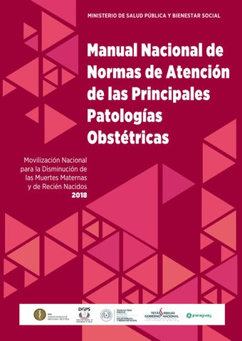 29419a631 Manual basico de Obstetricia y Ginecologia by OBSTETRA A. MORALES - issuu