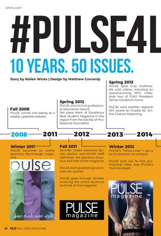 Page 30 of #PULSEFORLIFE