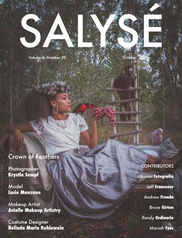 Salysé Magazine Vol 4 No 99 October 2018 By Salysé Magazine