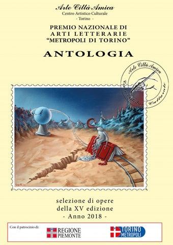 Antologia Premio Nazionale di Arti Letterarie Metropoli di Torino ... 084e722257f
