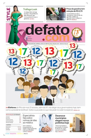 6fd08f1fb4f Jornal de Fato by Jornal de Fato - issuu