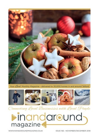 aaf0d7bbbd I A Nov18 by In and Around Magazine - issuu