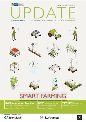 UPDATE Q4/2018: SMART FARMING by German-Thai Chamber of Commerce - issuu