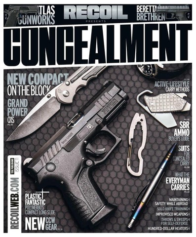 RECOIL CONCEALMENT ISSUE 11 by Vadim Koval - issuu