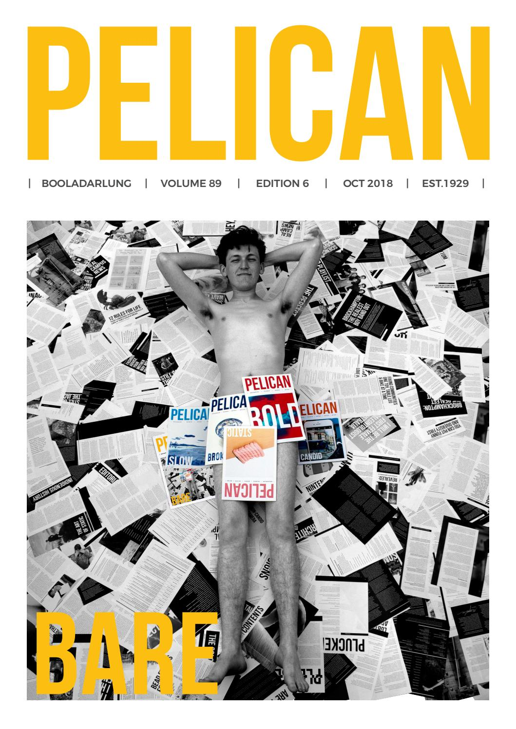Pelican 2018 Edition 6 by UWA Student Guild - issuu