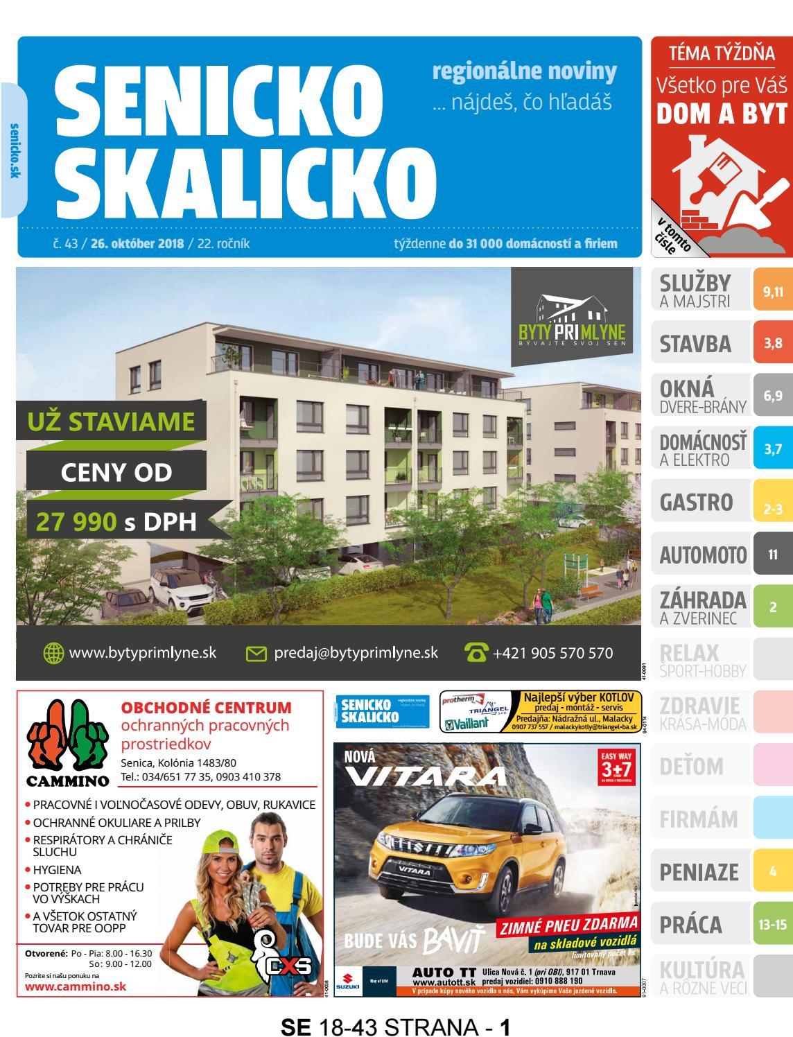 9c50939f8a3f Senicko-Skalicko 18-43 by skalicko skalicko - issuu