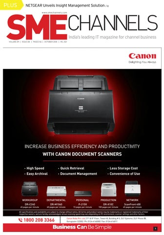 SME Magazine October 2018 by SME Channels - issuu