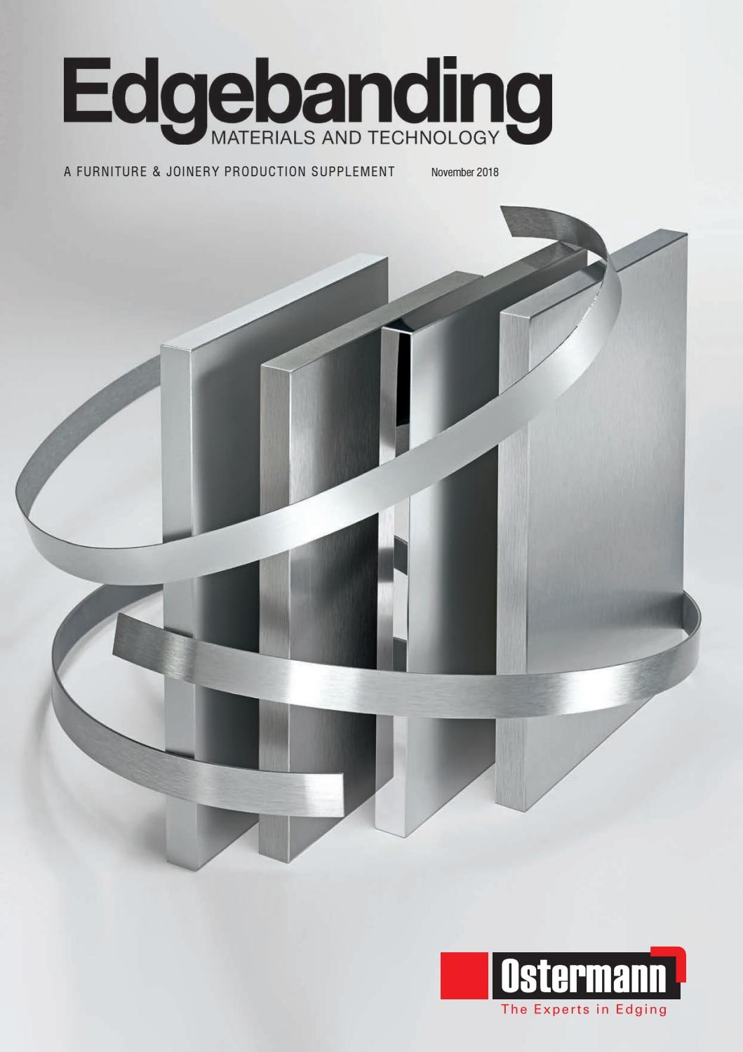 Edgebanding Materials and Technology by Gearing Media Group Ltd - issuu