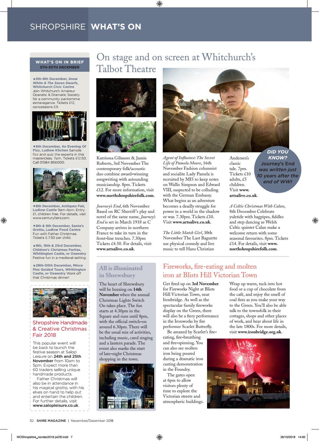 Shire Magazine Nov-Dec 2018 by Superstar Publishing - issuu